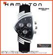 【】正規品ハミルトン【HAMILTON】ベンチュラクロノグラフ【H24412732】 革ストラップモデル