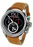 正規品ドイツ製アレクサンダーショロコフ「ALEXANDERSHOROKHOFF」AVANTGARDECOLLECTIONS(アバンギャルドコレクション)CHRONOREGULATOR(クロノレギュレーター)手巻き式クロノグラフメンズ腕時計メンズ腕時計