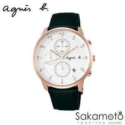 国内正規品アニエスベー【agnes b.】【MARCELLO!】腕時計 電池式クオーツ ペアウォッチ カップル【2本の価格です】【FBRW989&FBRK998】