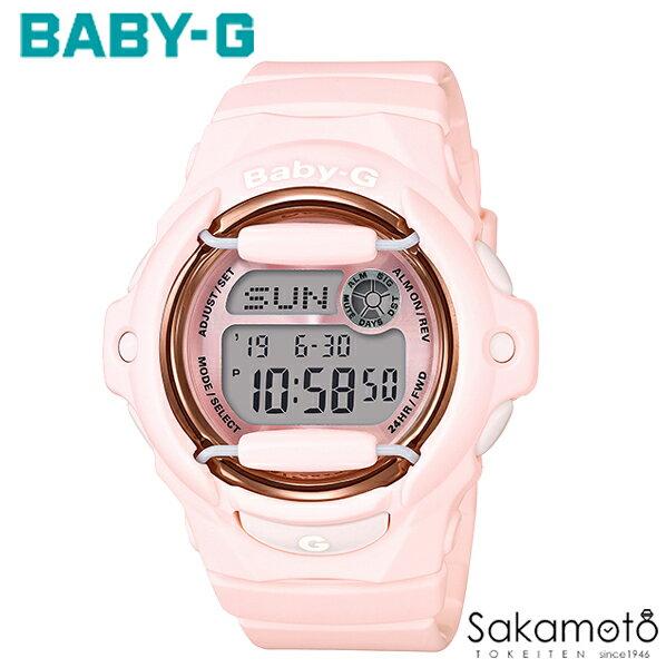 CASIO Digital watch Baby-G 20 BG-169G-4JF
