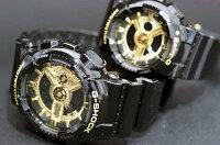 【あす楽】国内正規品G-SHOCK「Gショック」ペアーウォッチ「ブラックXゴールド」【プレゼントに最適】デジアナモデル二人の絆を確かめ合える腕時計【カップル】【2本ペア】2本での価格【文字刻印も可能】文字刻印で世界に1つだけのペアウォッチになります。