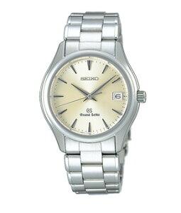 正規品グランドセイコー 世界最高峰クォーツ時計 職人さんも認める精度と最高の仕上げ メー...