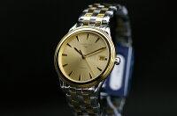 正規品ロンジンlongines「ラ・グランクラシックフラグシップ」LaGrandeClassiqueFLAGSHIPメンズウォッチ35.6mmケースオートマチック自動巻き腕時計ステンレスYGメーカーお取り寄せ