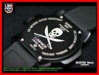 【あす楽】正規品LUMINOX【ルミノックス】【世界375本限定】【ジェリーロジャー限定】【スカル】【海賊】【3051BOJOLLYROGER】