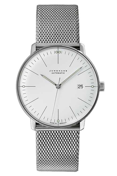 腕時計, メンズ腕時計 JUNGHANSMAXBILL SS 027 4002 44M