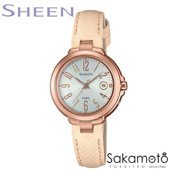 腕時計, レディース腕時計  SHEEN 9415; SHW-5100PGL-7AJF