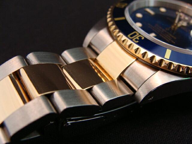 腕時計 新品仕上げ 新品の輝くに戻ります。貴金属ケース&バンド 職人さんにお任せください。【オーバーホール同時購入のみ】 ※OHと同時購入により50%OFF金額となっております。【研磨のみ¥24000+税】