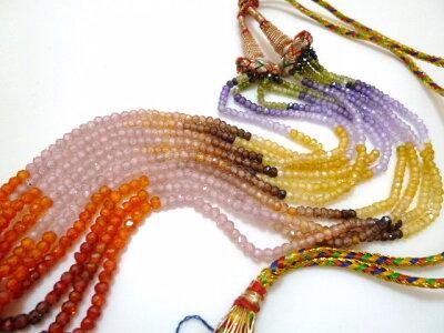 【坂元屋SPECIAL】セレブ御用達スワロフスキー・クリスタルガラス製特製ネックレス