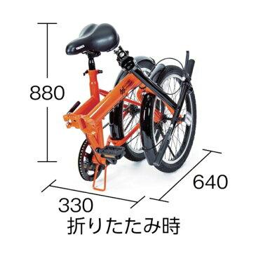 トラスコ(TRUSCO) 構内・災害時用ノーパンク自転車
