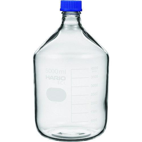 日本最大級 HARIO 耐熱ねじ口瓶 5,000mL 品番:NBO-5L-SCI 2065654, アブタグン:9769b012 --- gbo.stoyalta.ru