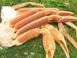身入り最高!今年一番のオススメ!【5L】生冷凍ずわい蟹「5kg箱」