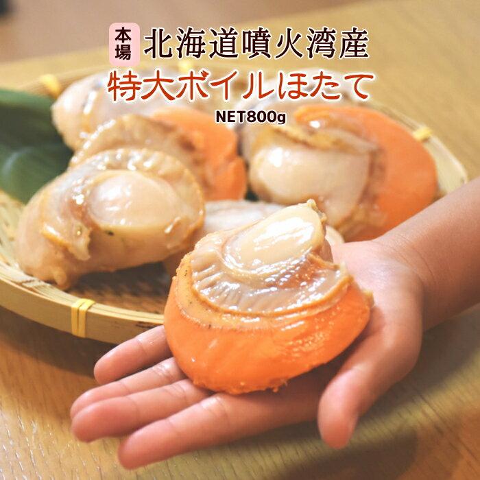 貝類, ホタテ  2L 1kg(16-20) BBQ