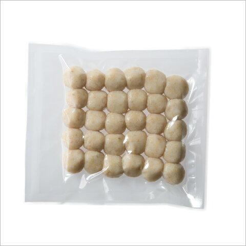 【さと吉】玄米生地ばら 1袋30粒入り 業務用1箱40袋(送料無料)冷凍便 だんご 団子 冷凍団子 玄米