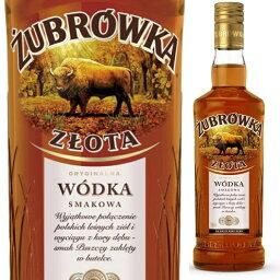 ズブロッカ バイソンオーク 500ml 【1本】