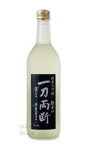 京ひな 純米大吟醸 一刀両断 720ml 【日本酒/酒六酒造】