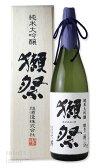 獺祭 純米大吟醸 磨き二割三分 木箱入り 1800ml 【日本酒/旭酒造/だっさい】【箱付き】