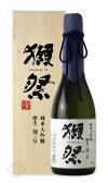 獺祭 純米大吟醸 磨き二割三分 木箱入り 720ml 【日本酒/旭酒造/だっさい】【箱付き】