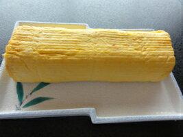 出し巻玉子、京都風(こだわり卵6個分使用で8-10切れ分)