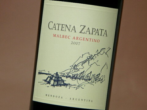 ボデガス・カテナ・サパータ マルベック アルヘンティーノ 2011 750ml (ワイン) 【ラッキーシール対応】