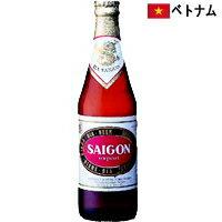 さっぱりとしたベトナムの代表的なビールサイゴンビール瓶 355ML【10P23Sep15】【P16Sep15】