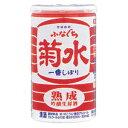 菊水 熟成 ふなぐち 一番しぼり 吟醸生原酒 200ml 缶...