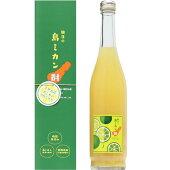 【和りきゅーる】朝日の島ミカン酎500ml【みかん酒】