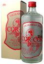沖縄南大東島のラム酒【グレイスラム】コルコル25720ml