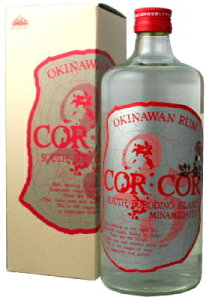 沖縄 南大東島のラム酒【グレイスラム】 コルコル25 720ml【RCP】