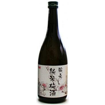 花の舞 蔵元純米梅酒 720ml和食や珍味、日本の味覚と相性抜群 プロがお届けする地酒・梅酒。還暦祝いや父の日、開店祝い、パーティー宴会への手土産などにオススメ♪