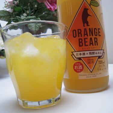 6本セット 元坂酒造 ORANGE BEAR日...の紹介画像2