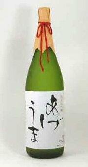 細川酒造あげうま純米大吟醸山田錦501800ml