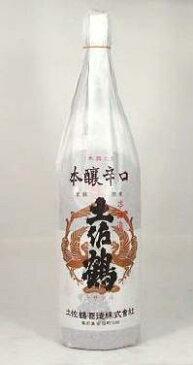 【 6本セット】土佐鶴酒造 土佐鶴 本醸辛口 本醸造 1800ml×6本