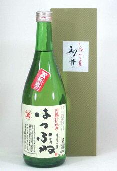 近江酒造初船しぼりたて原酒(囲酒)720ml