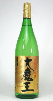濱田酒造黄麹仕込み芋焼酎大魔王25度1800ml