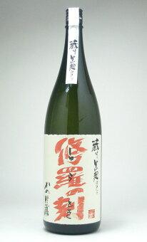 【限定】濱田酒造黒麹仕込みいも焼酎修羅の刻25度1800ml