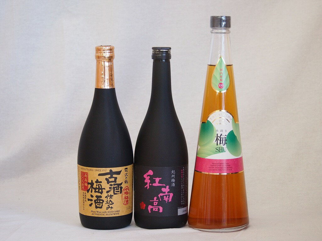 日本酒・焼酎, 梅酒 3( 20() ()) 720ml3