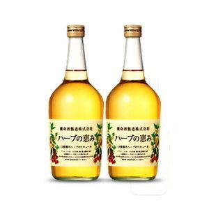 心より感謝の気持ちを込めた贈り物には!ハーブの恵み養命酒1000ml×2本 養命酒製造