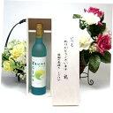【贈り物限定】 ワイナリーがこだわった梅酒小梅の中では、最高峰といわれる甲州小梅500ml(山梨県) いつもありがとう木箱セット