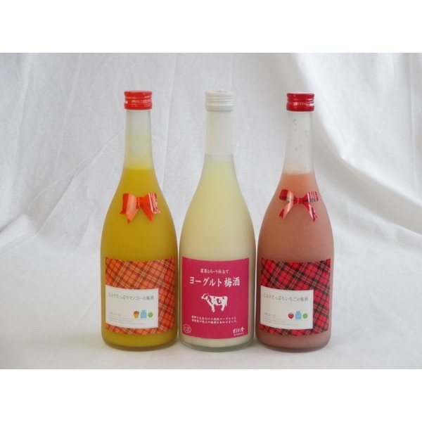 日本酒・焼酎, 梅酒 3( )720ml3