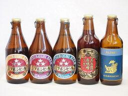 クラフトビール5本セット(ピルスナー ミツボシヴァイツェン ミツボシピルスナー ミツボシペールエール 名古屋赤味噌ラガー) 330ml×5本