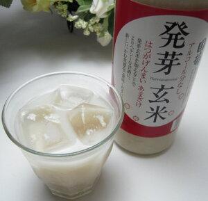 篠崎 国菊 発芽玄米甘酒(はつがげんまいあまざけ)ノンアルコール 720ml 母の日 父の日