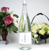 【送料無料6本セット】白滝酒造 上善如水 純米吟醸 1800ml×6本