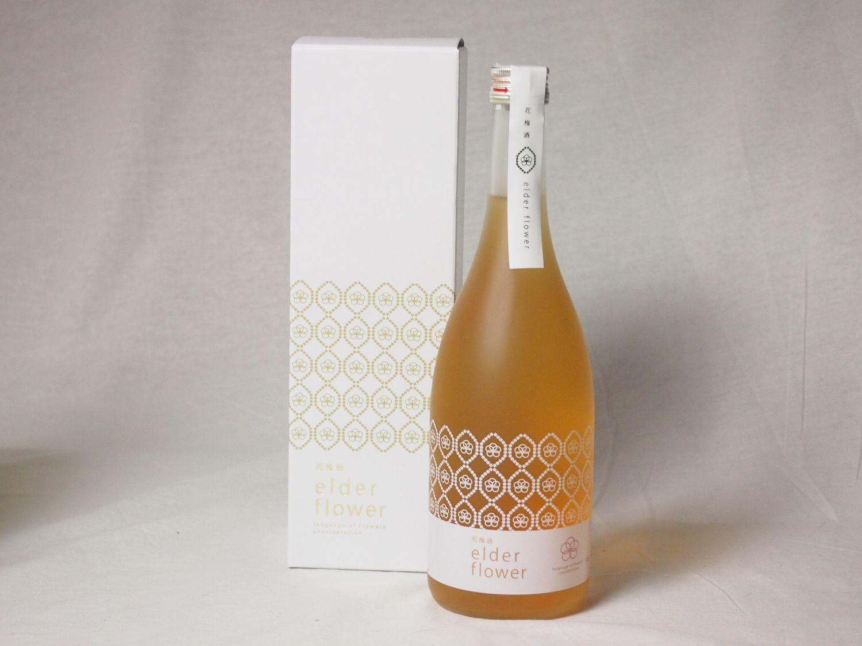 日本酒・焼酎, 梅酒  elder flower 12 720ml10
