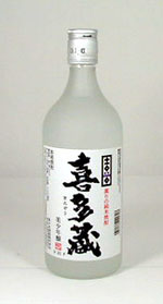 米焼酎 喜多蔵 25度 720ml
