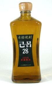 小正醸造 100%貯蔵熟成本格麦焼酎 己呂(きろ) 28度 720ml