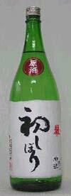 巌 初しぼり原酒 1800ml