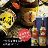 【送料無料】お中元 プレゼント八海山と越乃寒梅1800ml飲み比べセット!日本酒