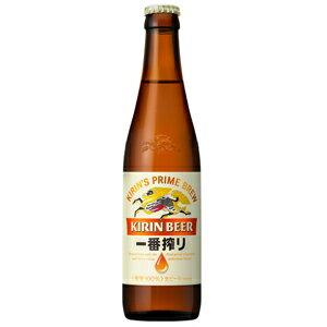 キリン 一番搾り 小瓶 334ml×30本(1ケース)