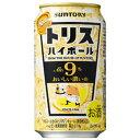 サントリー トリスハイボール 濃いめ 350ml×24缶(1ケース) 1