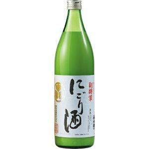[Sake / Sake] Can be bundled with up to 20 bottles ★ Vice Shogun Nigori Sake 900ml 1 bottle (Meiri / Meri) Mei Liquor [RCP]